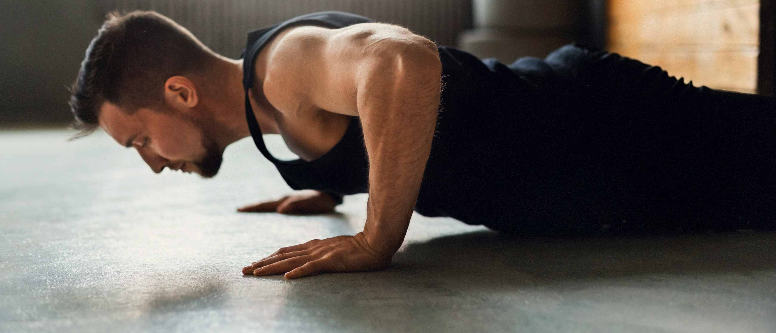 The best bodyweight workout for beginners—no gym needed