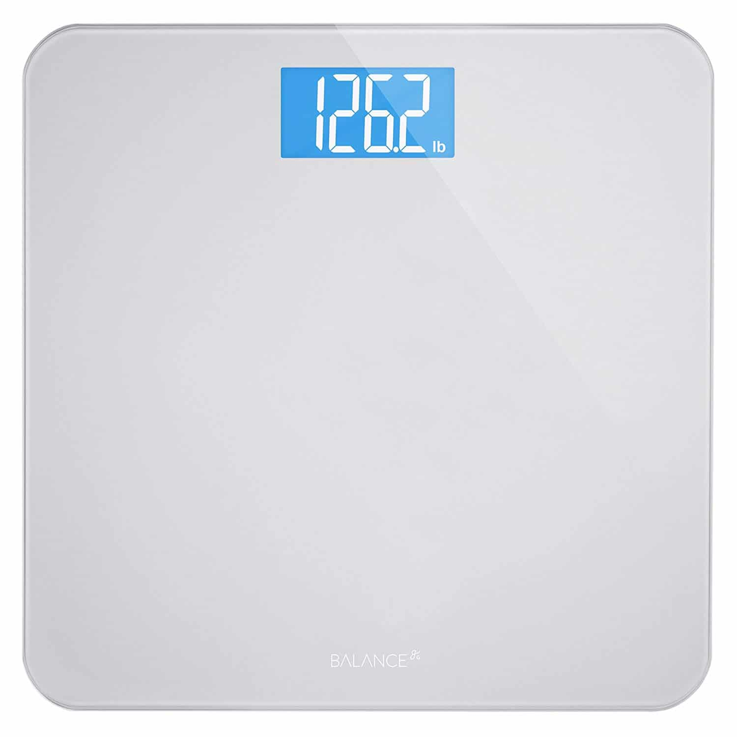 Accurate and best looking weight scale for bathroom