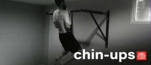 Chin-ups are the best exercise