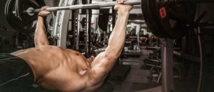 Is 225 a good barbell bench press?