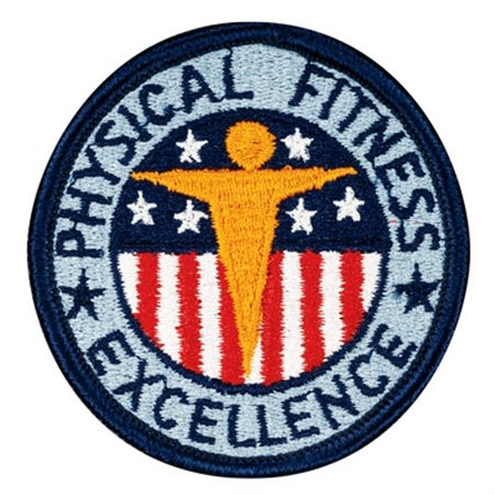 Physical Fitness Excellence Badge