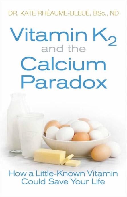 Vitamin K2 and Calcium