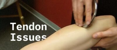 What is good for sore tendons?