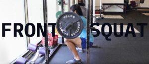 Front Squat Guide