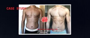 Body Recomposition Before and After