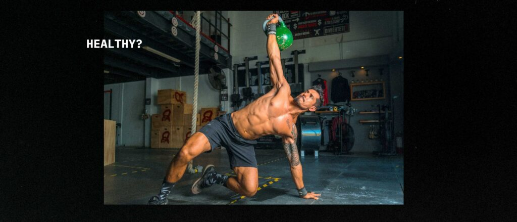 Is Building Muscle Healthy?